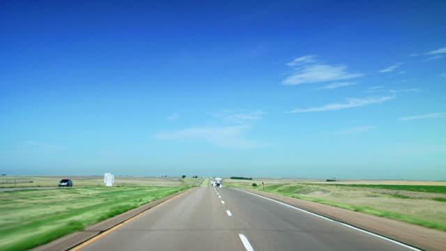 Driving Through Scenic Views #09 video