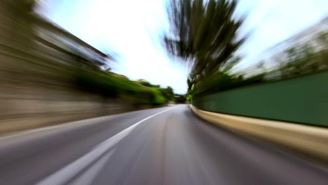 Driving Time Lapse Monaco video