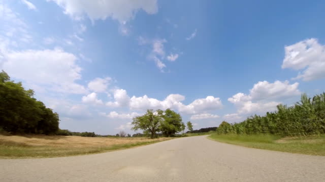 Driving Unusual Angle video