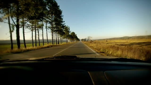 Driving Driving country road stock videos & royalty-free footage