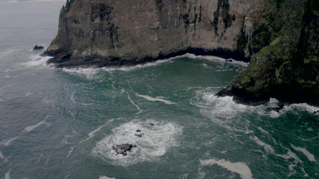 Drone Oregon Oceanside 4K 30FPS