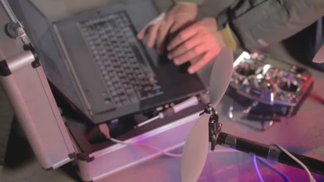 Drone programmer deploys quadcopter video