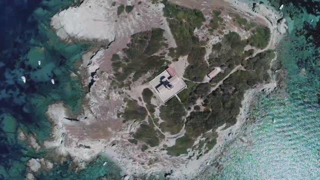 Drone - île du Rouveau
