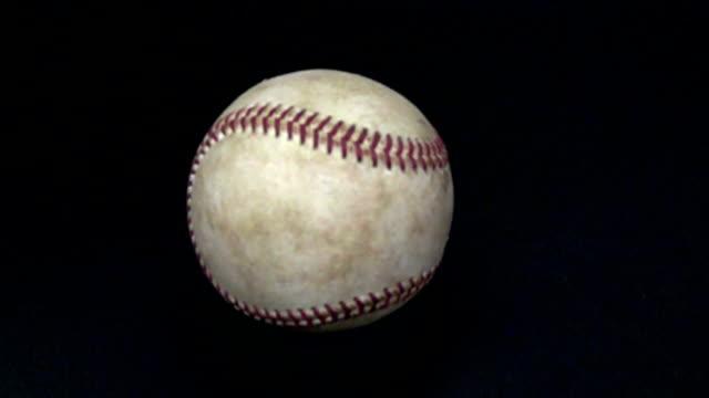 野球 - スローモーションをドロップ ビデオ