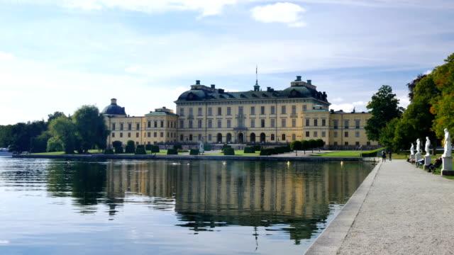Drottningholm castle video