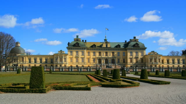 Drottningholm Palace Time-Lapse video