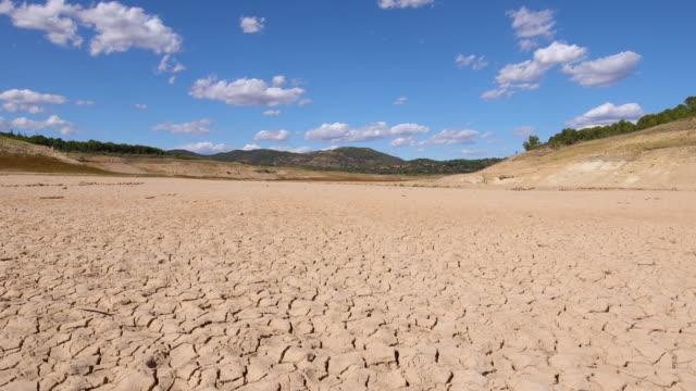 干ばつの風景 - 乾燥点の映像素材/bロール