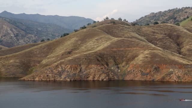 Drought: Low Water Levels in California video