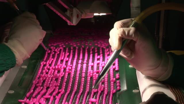 Drug Factories video