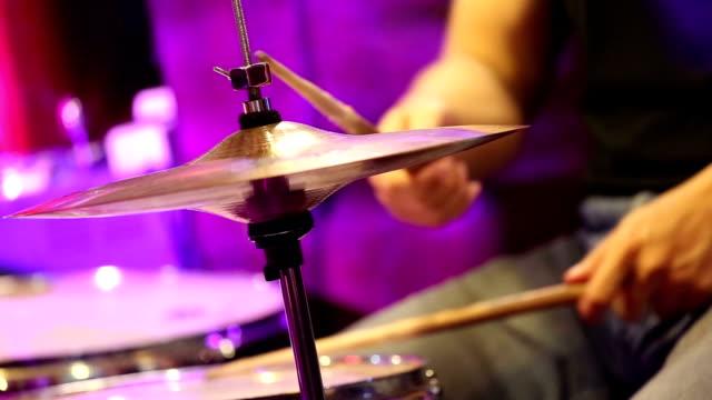 Drummer In Concert video