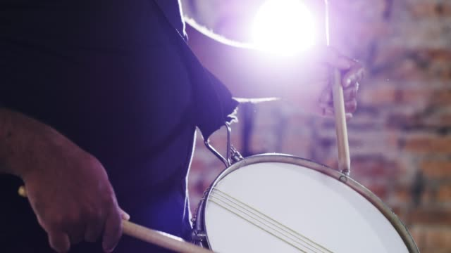 Drumming is what he does best video