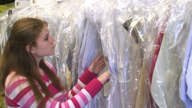 Dry Cleaners video
