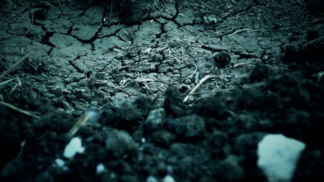 ドライ陸上 - 乾燥点の映像素材/bロール