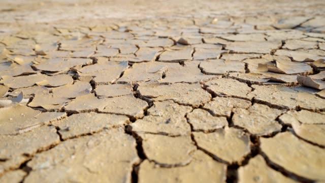 stockvideo's en b-roll-footage met droge grond en droogte - grond