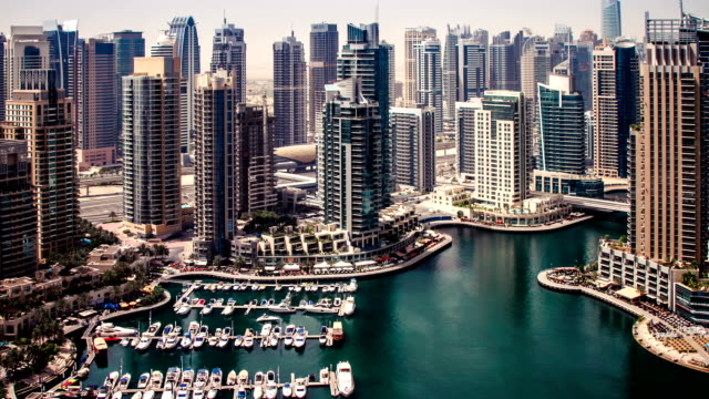 Dubai Marina video