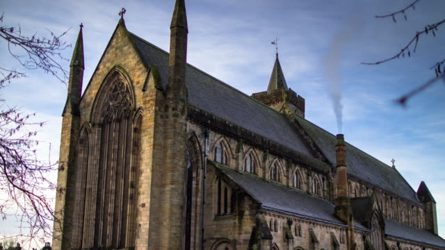 Dunblane Cathedral - Time Lapse video
