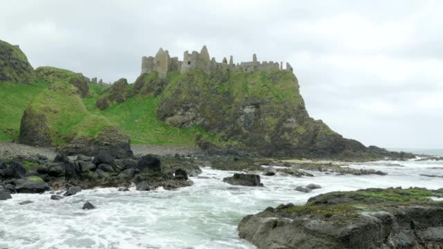 Dunluce Castle,Northern Ireland video