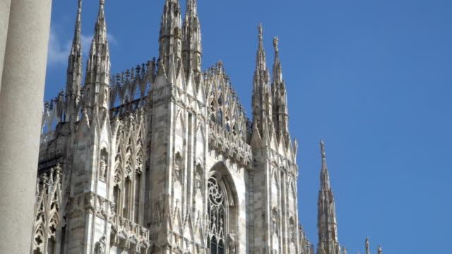 Duomo di Milano, Mailänder Dom in Mailand, Italien – Video
