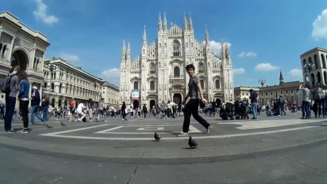 Duomo Milano - Milan Cathedral Timelapse video
