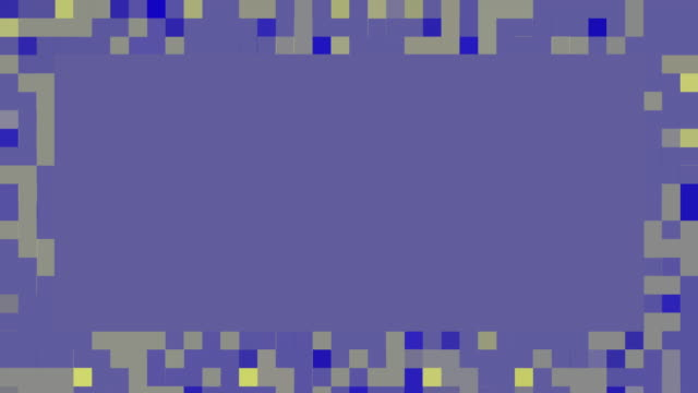 Duotone frame digital signal video