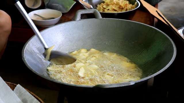 Durian Fried video