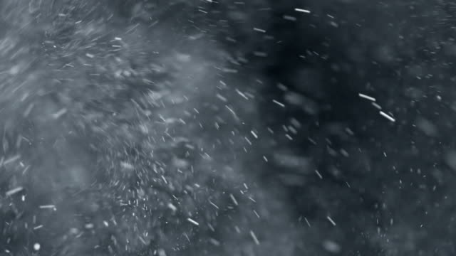 Dust Particles Background video