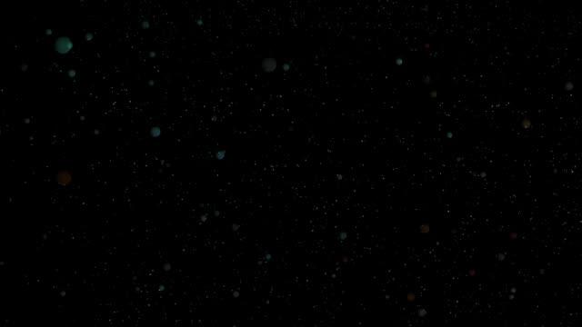 vídeos de stock, filmes e b-roll de dust021 - partícula
