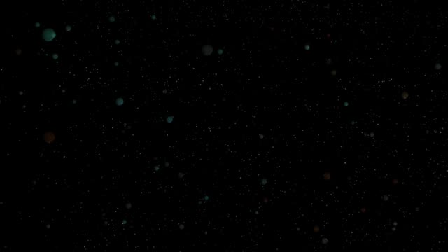 dust021 たくさんの細かい塵が漂っている particle stock videos & royalty-free footage