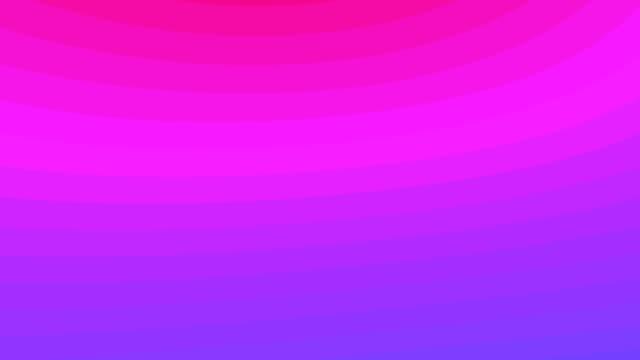 dynamic animation. smooth gradient background - оптический инструмент стоковые видео и кадры b-roll