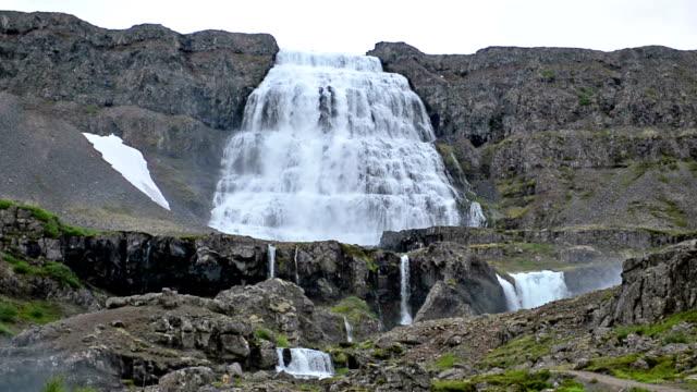 Dynjandi Wasserfall – Video