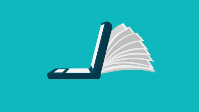 e book design, Video Animation video