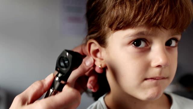 HD: Ear examination video