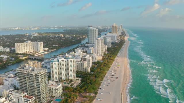 Early morning in Miami Beach
