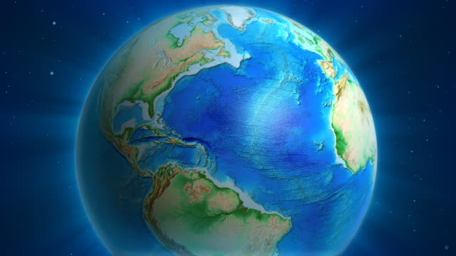 Earth Animation: USA view video