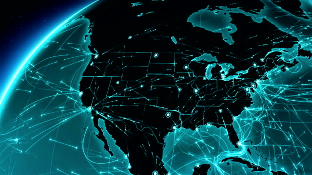 Earth connections. United States. video
