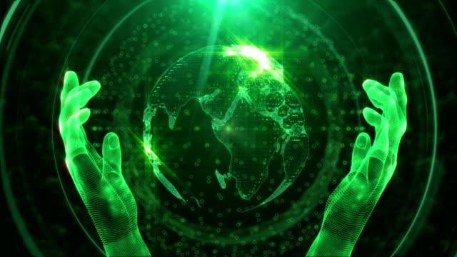 Concept de jour de la terre - Vidéo