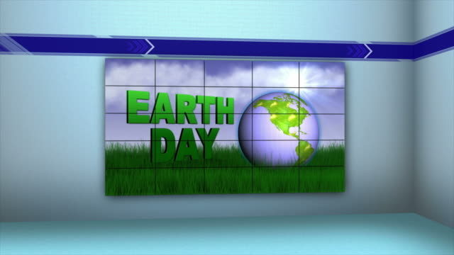 earth day text on grass, 4k - earth day stock videos & royalty-free footage
