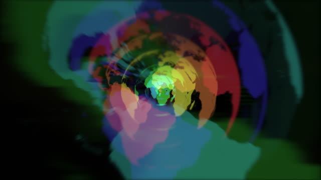 Earth Echo Spectrum Loop video