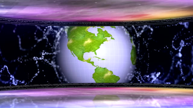 Erde im Raum-HD1080 – Video