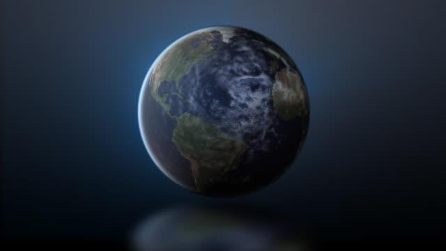 HD Earth Loop video