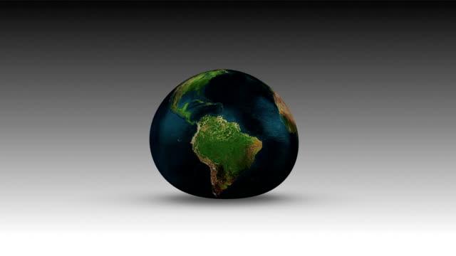 Earth Melt video