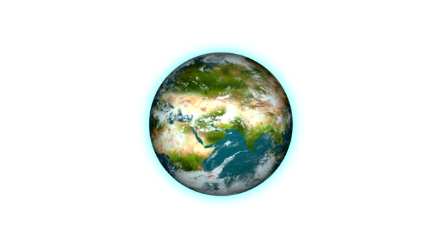 earth spinning - earth day stock videos & royalty-free footage