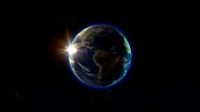 Earth Timelapse video