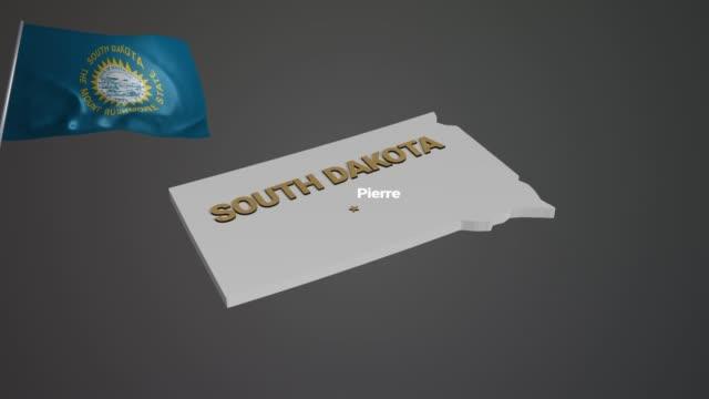 Earth USA South Dakota