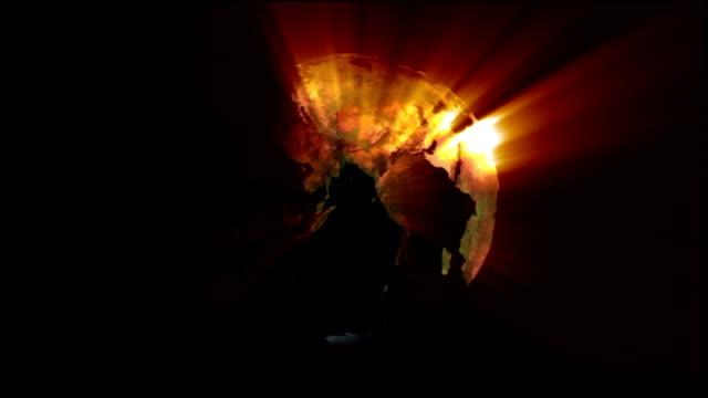 지구별 - 클립 길이 스톡 비디오 및 b-롤 화면