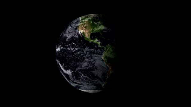 Earth video