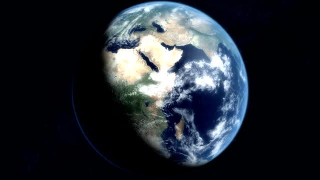 Earth Zoom - for custom ortophoto video