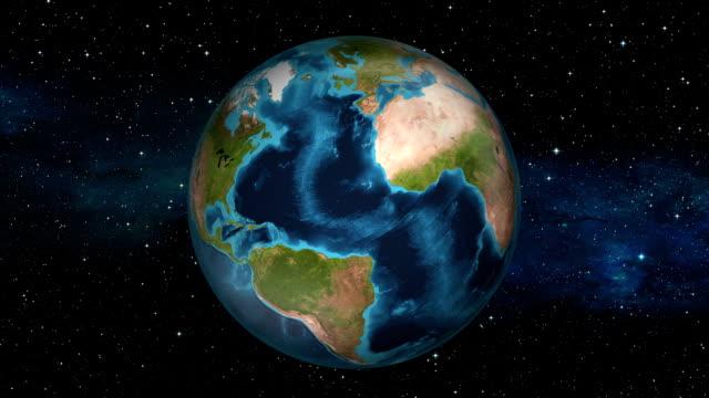 Terra Zoom de Bridgetown, Barbados - vídeo