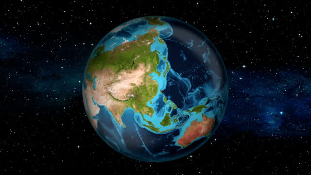 Earth Zoom In - Bhutan - Thimphu video