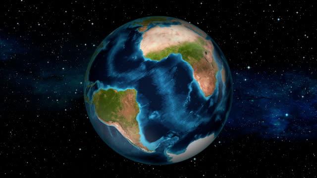 Earth Zoom In - Brazil - Brasília video